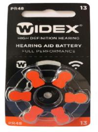 Widex battery 13 P48
